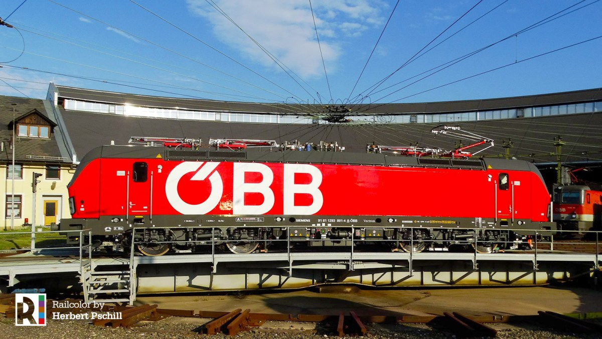 [AT / Expert] ÖBB Vectron enters service